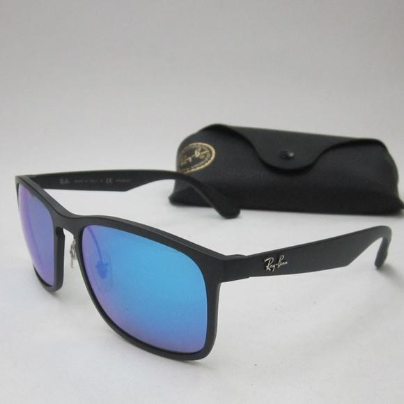 80960c29265ff Ray-Ban RB 4264 Men s Sunglasses Polarized OLL415.  M 5b2a6bc38ad2f92e056f43ed